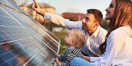 Solar for Homeowners biglietti