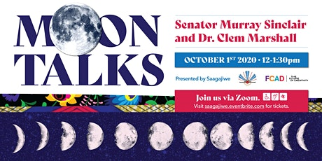 Senator Murray Sinclair and Dr. Clem Marshall in Conversation tickets
