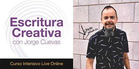 Curso Intensivo Escritura Creativa - Live Online entradas