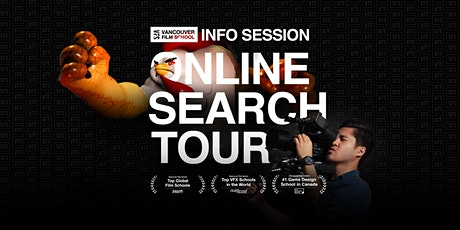 VFS Info Session Tour | Asia & Asia-Pacific tickets