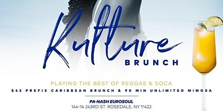 KULTURE BRUNCH tickets
