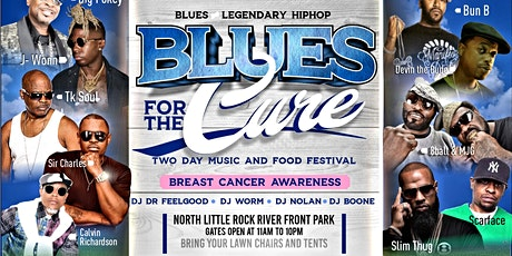 Blues for the Cure tickets