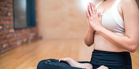 """Lezione di prova """"Yoga per tutti i corpi"""" biglietti"""