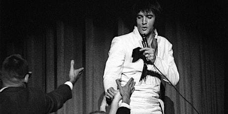 Elvis Inspired Menu tickets