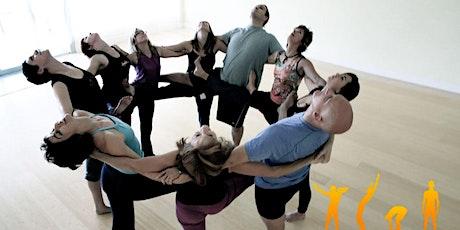 """Lezione di prova """"Yoga per attori"""" biglietti"""