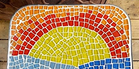Mosaic Patio Table (Two-Day Workshop) tickets