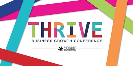 THRIVE Business Growth Conference 2020 tickets