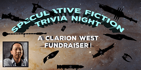 Speculative Fiction Trivia Night tickets