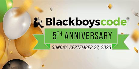 Black Boys Code 5th Anniversary tickets