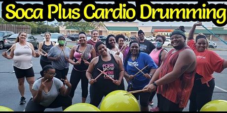 Soca Plus Cardio Drumming RESERVATION tickets