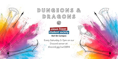 Dungeons & Dragons @ Out On Campus tickets