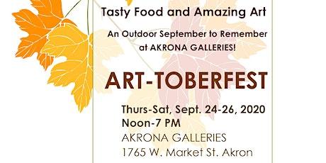 Art-Toberfest tickets
