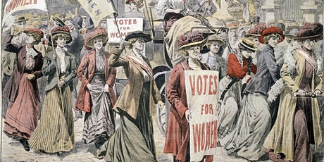 Day 1 Banned Books Week - Women's Suffrage Exhibit and Webinar tickets