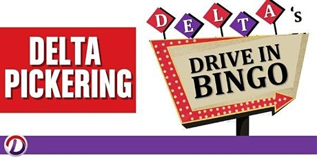 CANCELLED: Delta's Drive In Bingo: Delta Pickering tickets