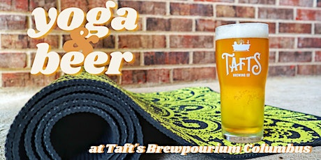 Yoga & Beer with Yoga-Well-Being tickets