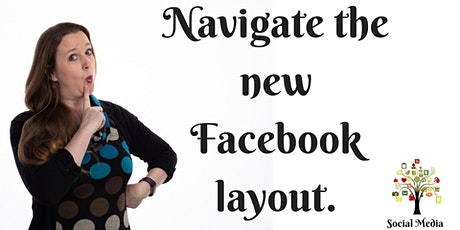 How to navigate the new Facebook Layout tickets