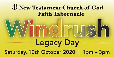Windrush Legacy Day tickets