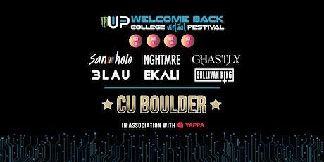 CU Boulder Zoom Pre-Party tickets