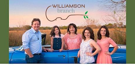 Williamson Branch & Faire May Gospel Bluegrass Dinner & Concert tickets