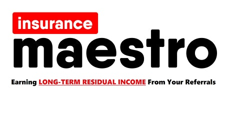 Earning LONG-TERM RESIDUAL INCOME From Referrals! tickets