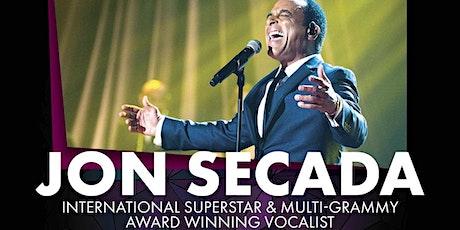 "Pinecrest Gardens presents ""Banyan Bowl Live"" Featuring Jon Secada tickets"