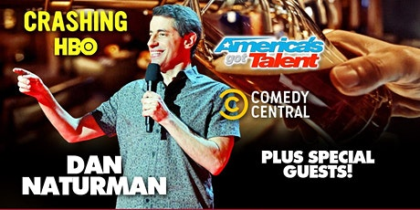 Dan Naturman at Back East tickets
