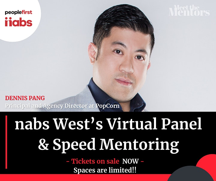 nabs West Panel and Speed Mentoring 2020 Presented by Langara and BCIT image