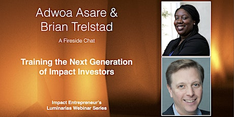 Training the Next Generation of Impact Investors tickets