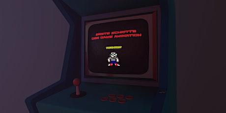 Erste Schritte der Game Animation Tickets