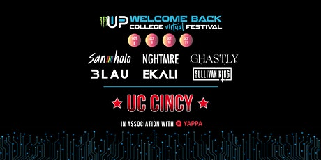 UC Cincy Zoom Pre-Party tickets