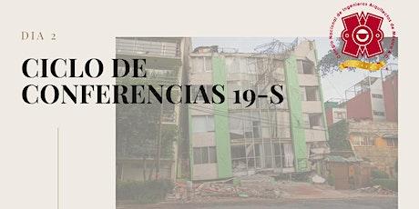 Día 2: Ciclo de conferencias para conmemorar los acontecimientos del 19 de boletos