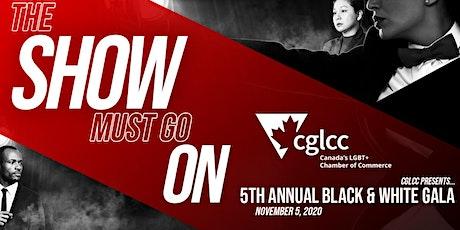 2020 CGLCC Black & White Gala tickets