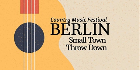 Berlin Small Town Throw Down tickets