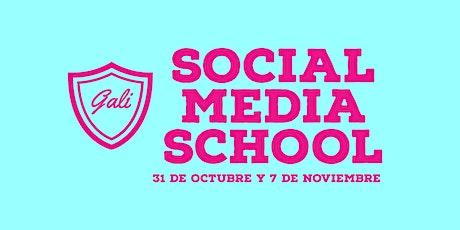Escuelita de Gali Social Media School tickets