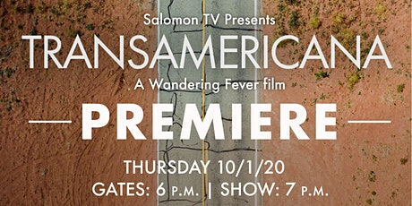Transamericana PREMIERE at the Drive-In tickets