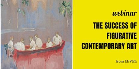Art Talk: The Success of Figurative Contemporary Art tickets
