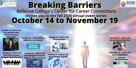 Breaking Barriers tickets