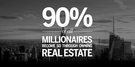 Real Estate Investor Meetup - Discussing Strategies, Deals and Networking tickets