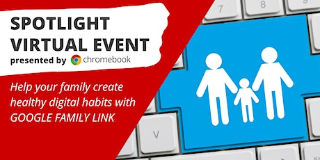 Help your family create healthy digital habits with Google Family Link tickets