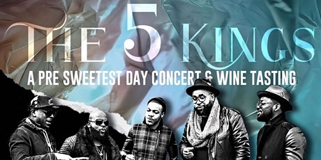 Mitchell's Entertainment Presents... Pre Sweetest Day with The 5 Kings tickets
