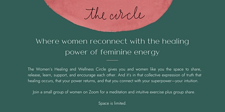 Women's Healing Circle - for Daughters of Narcissistic/Difficult Mothers tickets