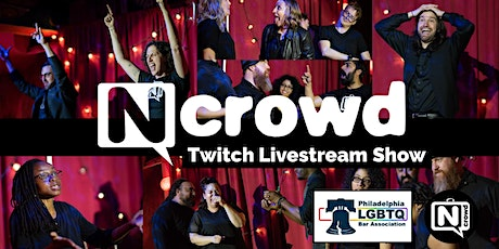 The N Crowd Improv Comedy  Fundraiser for Morris Home tickets