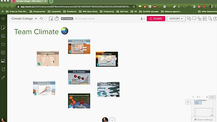 Get to grips with the climate science: Climate Collage - Community Edition image