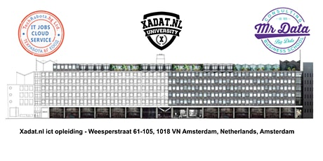XADAT.NL ICT OPLEIDING  WEESPERSTRAAT 61 105 Metropool SAP Web Intelligence tickets