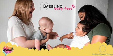Babbling Baby Feet (Drop in) tickets