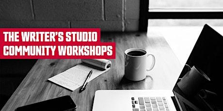 TWS Community Workshops: Beginning the Poem tickets