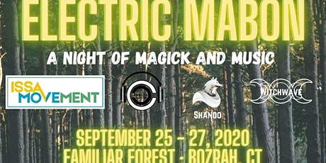 Electric Mabon - A Night of Magick and Music tickets