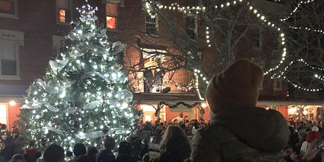 Berlin Tree Lighting & Holiday Shop Night tickets