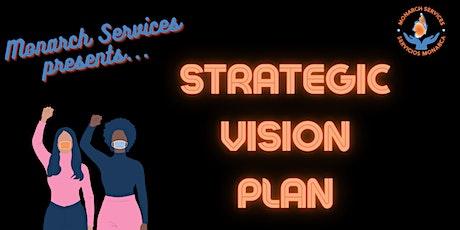 Strategic Vision Webinar tickets