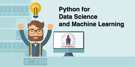Online Python for Data Science Immersive tickets